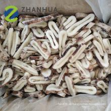 Gefrorene Batrami-Tintenfischringhaut auf
