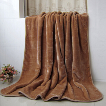 High Quality Printed Acrylic Mink Blanket