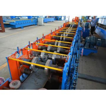 Galvanized Steel Sheet C Purline Roll Forming Machine