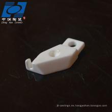 pieza ceramica de circonia