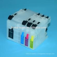 Заправка картриджей для Brother LC505 LC509 для брат ЛНР 505XL 509XL ОРЭ - на j100 J105 j200, который принтер