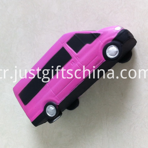 Promotional Custom PU Van Stress (3)