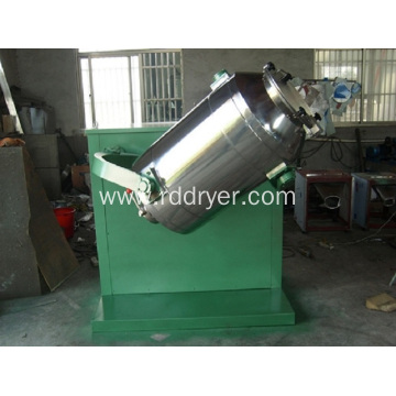 Three-Dimensional Motion Cattle Feed Mixing Machine