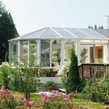Best Quality Factory Tempered Glass and Aluminum Frame Sunroom (FT-S)