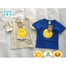 2017 new arrival summer children short shirt fashion cute cartoon cotton casaul T- shirt for kids wholesale clothing