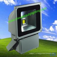 100W светодиодный свет потока светодиодный прожектор светодиодный свет