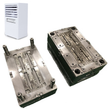 china manufacturer professional custom air cooler plastic injection mould air conditioner parts mold