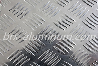 Anodized Patterned Aluminum sheet