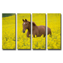 Modern Wall Decor Art Leasted Canvas Prints