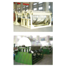 Cylinder And Scratch Board Drying Machine