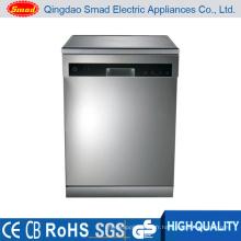 Lave-vaisselle en acier inoxydable à usage domestique