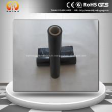 Film d'impression de transfert de l'eau de fibre de carbone noire
