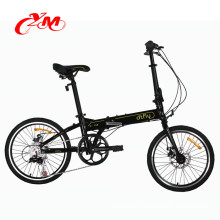 Alibaba kids folding mountain bicycle/16 inch light weight mini folding cycle/very cool boys bike