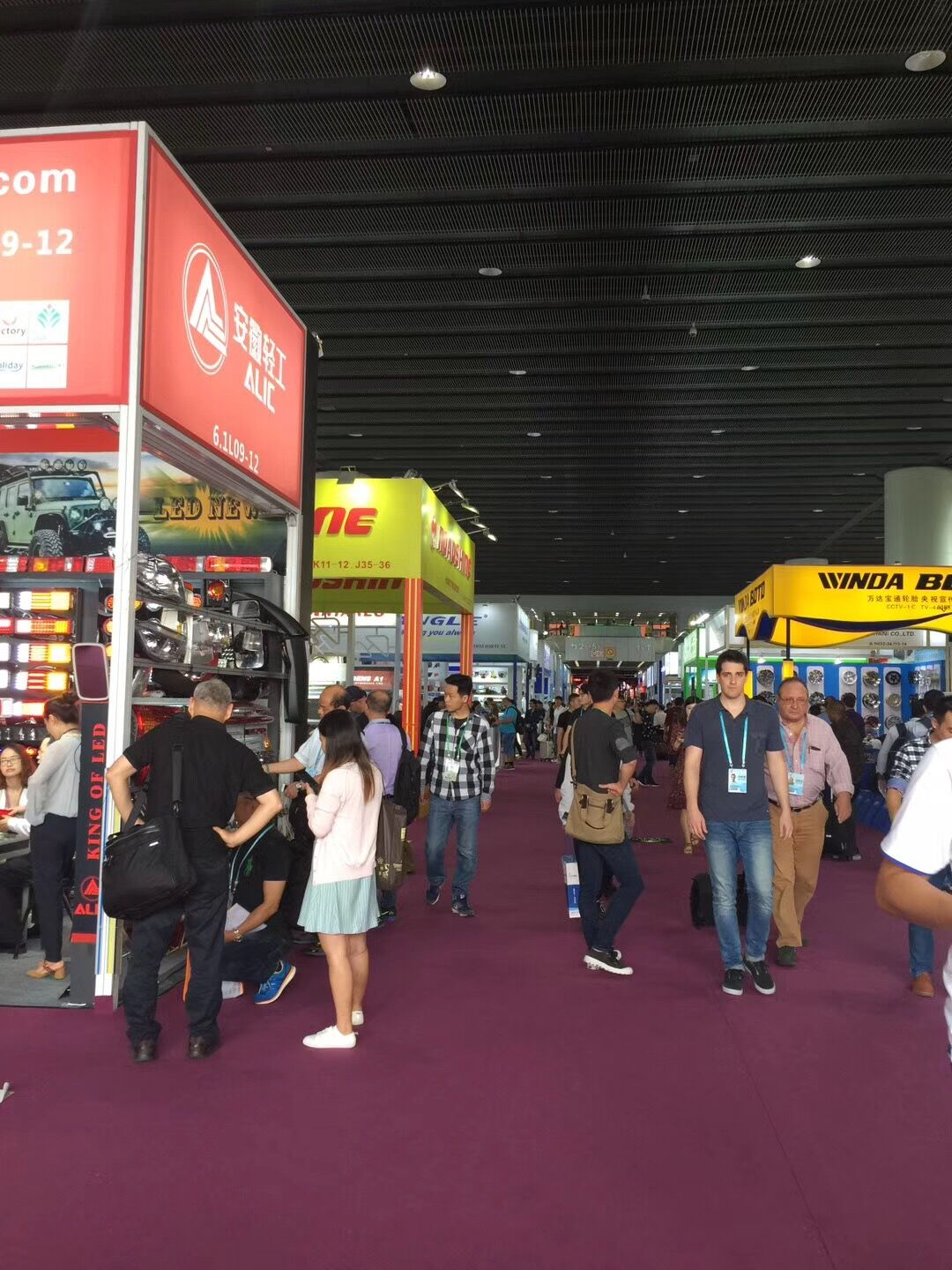 truck parts Canton Fair 2