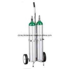 Lightweight Double Cylinder Carts