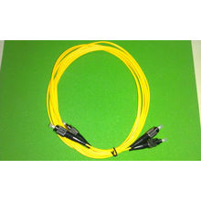 Optical Fiber Patch Cord- FC/PC-FC/PC Duplex 2.0mm