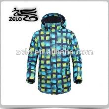 2015 new designed fuctional padded men jacket