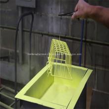 Антистатический цветной порошок на основе ПВХ для аэрозольной краски