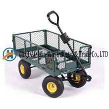 Carro de ferramentas de carrinho de jardim Tc1840