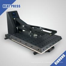 El CE aprobó la máquina magnética de la prensa del calor del Teflon de la camiseta