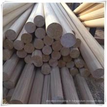 poutre en bois carbonisé