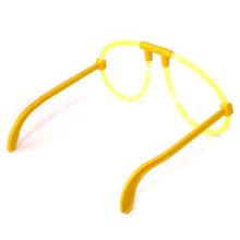 iluminar gafas