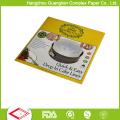 10-Zoll-Runde Pre-Cut Antihaft-Backpapier-Kuchen-Zinn-Zwischenlagen