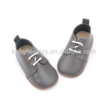 Outdoor Baby Prewalker Leder Schuhe Großhandel Baby Kleider