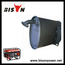 BISON China Taizhou China Lieferanten Super Quiet Generator Schalldämpfer