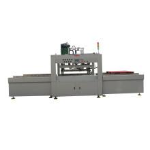 Machine de soudure à plaque chaude pour palette en plastique
