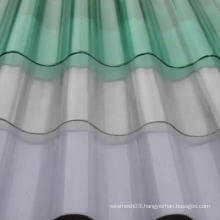 Good Quality Transparent Roofing Tile