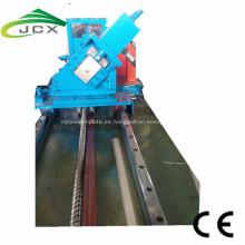 Máquina de fabricación de juntas de tira galvanizada H