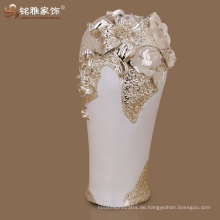 2016 neue Design hochwertige Polyresin Vase zum Verkauf