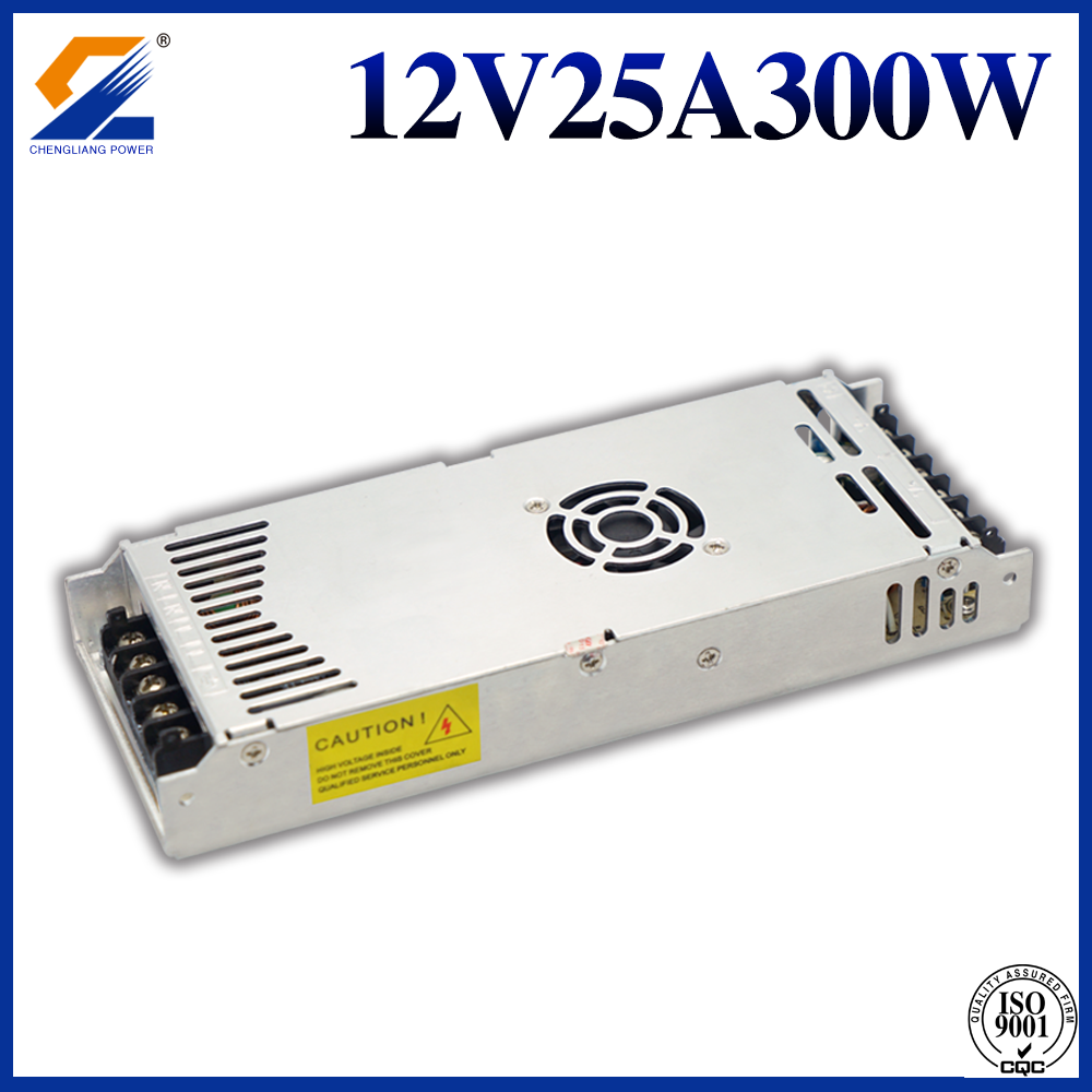 12V25A300W LED power supply