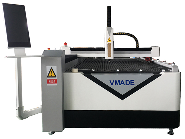 Economic Fiber Laser Metal Cutting Machine
