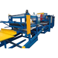 economic glazed painted color tile machine