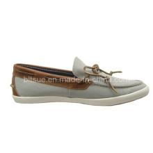 Men Leather Loafer Slip-on Shoes