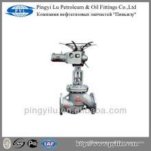 J941H/Y-16C WCB motorized globe valve