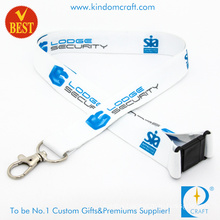 Wholesale Customized Logo Cheap Card Holder Sublimation Printed Neck Strap Lanyard From China