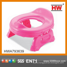Nice Plastic Pink Baby Travel Potty