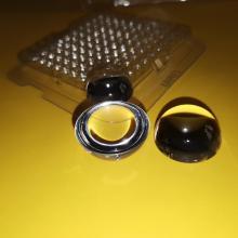 Diâmetro da safira φ5 / 6 / 8mm meia lente esférica