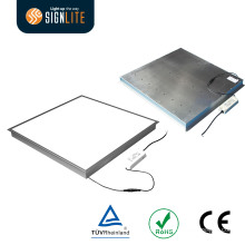 TUV CE/RoHS/GS Guarantee 0.6*0.6m Recessed Ceiling LED Panel Light/LED Backlit Panel