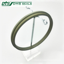 cinta plástica del sello del hilo del ptfe del excluidor de la reina