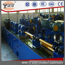 China Miniature stainless steel welding tube production lines