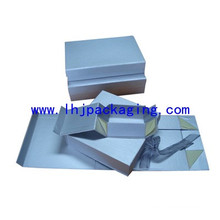 Luxury Foldable Single or Double Bottle Wine Box
