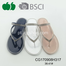 Moda Feminina Nova Pvc Cheap Slippers