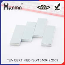High Quality Strong Rare Earth Neodymium Permanent Block Magnet