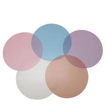 Preço mais baixo 1um, 3um, filme de polimento de diamante de fibra óptica de 9um, tipo redondo diamante filme polonês