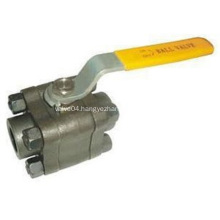 3pc  800lb Forged Ball Valve