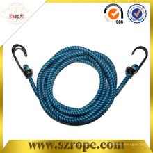 cable elástico de buena calidad con doble gancho de metal Pase la prueba 88LBS